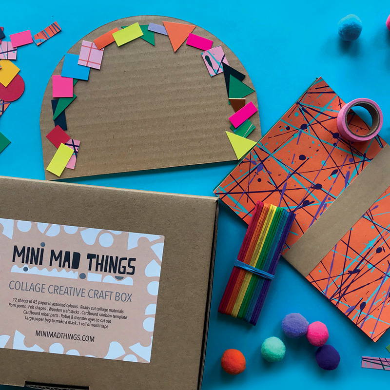 Mini Mad Things