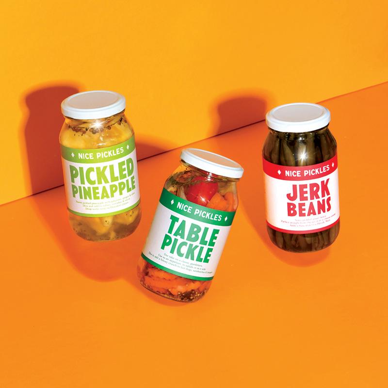 Nice Pickles